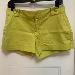Banana Republic Shorts - Yellow Ryan Fit - Banana Shorts